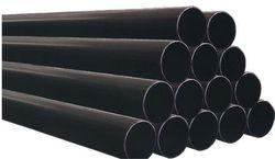 Black Plain End Pipe