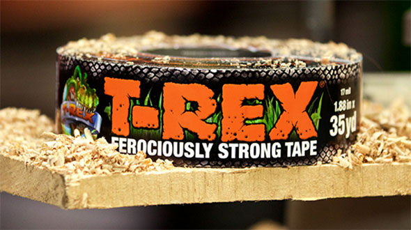 Adhesive Backed Tapes
