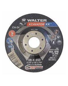 DCW 4-1/2 x 1/4 x 7/8 XCAVATOR XX 08X450 Type 27S Walter