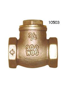 """VALVE CHECK 3/8"""" GRINNELL 3320"""