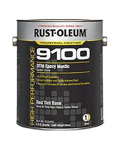 9105-405 Rustoleum Epoxy Red Tint Base