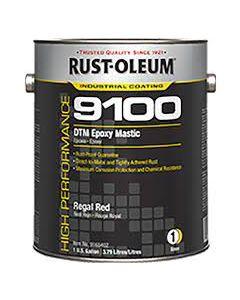 RO 9165 REGAL RED 1 GAL (L)