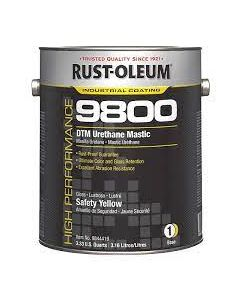 RO 9844 SAFETY YELLOW 1 GAL