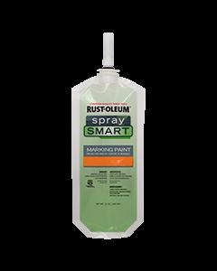 SpraySmart® Paint Pouches Alert Orange