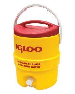 Beverage Cooler, 2 gal., Yellow