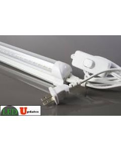 2.0m Integrated Power Cord with On/Off Switch (for use with all integrated tube lights) EHA-ONOFF-CABLE