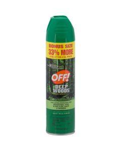 Off! Deep Woods Bug Spray