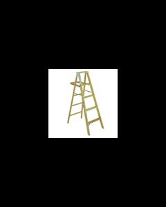STEPLADDER/IND WOOD 10' W3710S